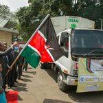 Uhuru launches national distribution of textbooks for schools