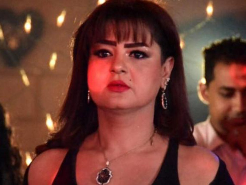 Egypt detains female singer for inciting debauchery after belly dancing in music