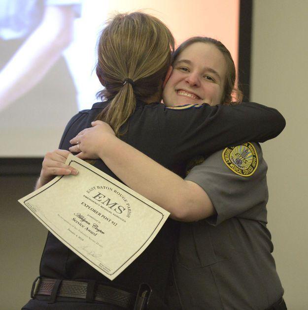 Aspiring paramedics, nurses, doctors join new year of EMS training program