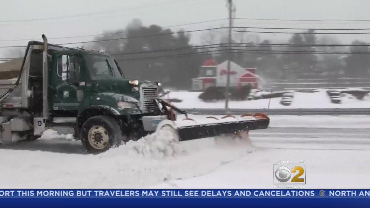 After Heavy Snow, East Coast Braces For Deep Freeze