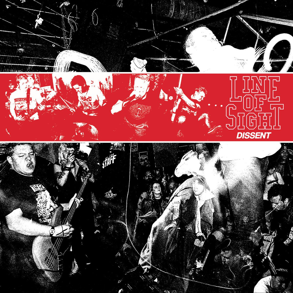 Stream the new DC hardcore band Line Of Sight's great debut EP Dissent https://t.co/rcgrFAmt96 https://t.co/45eKZ30aIS