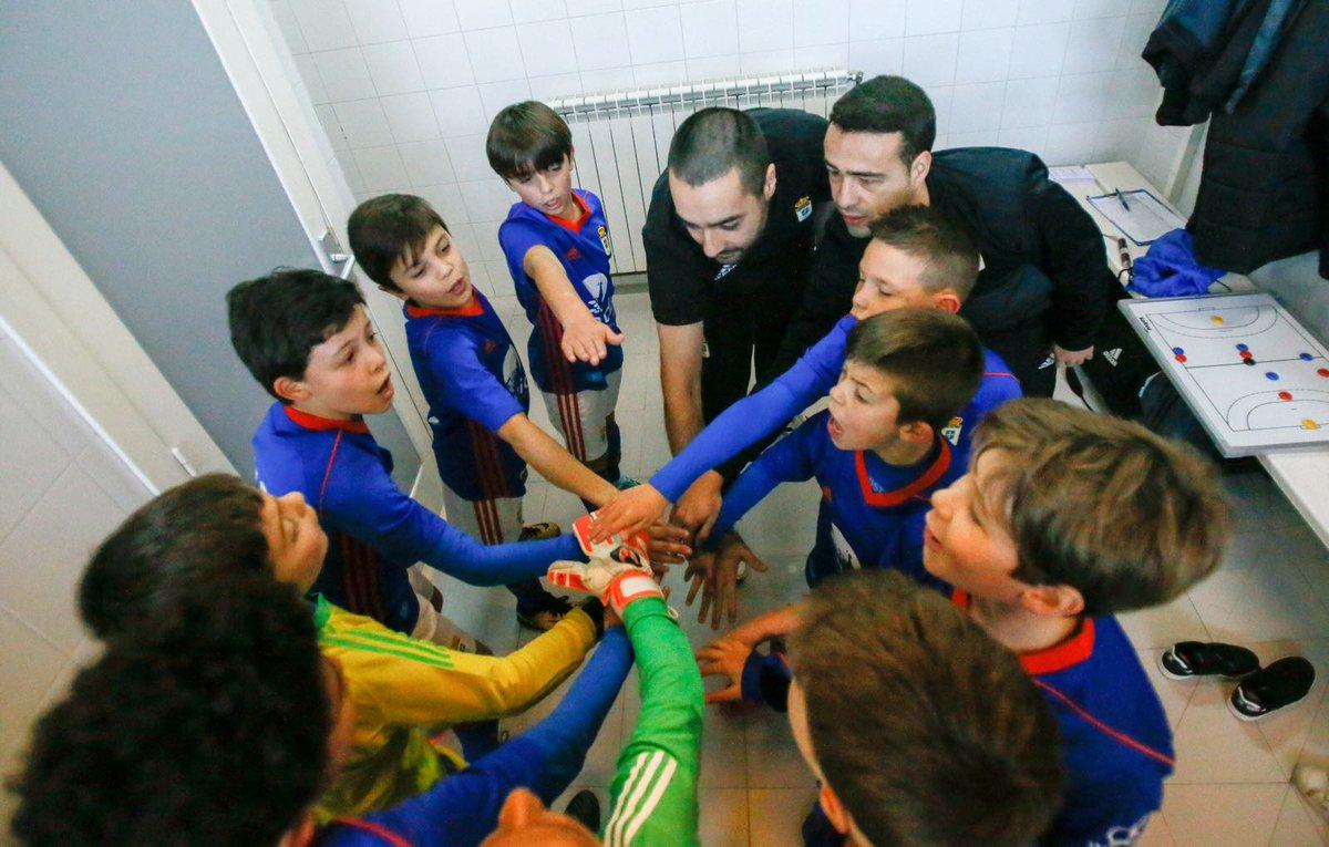 RT @RealOviedo: El Benjamín A del #RealOviedo ganó (8-3) al @RealSporting #CanteraRO https://t.co/b7A1IEWZdL