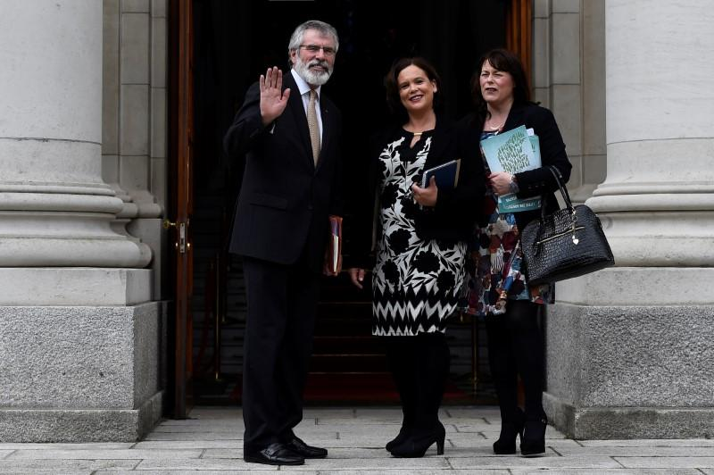 McDonald to succeed Adams as Sinn Fein leader https://t.co/xZ6OHQ8EAJ https://t.co/JBaVla8V7O