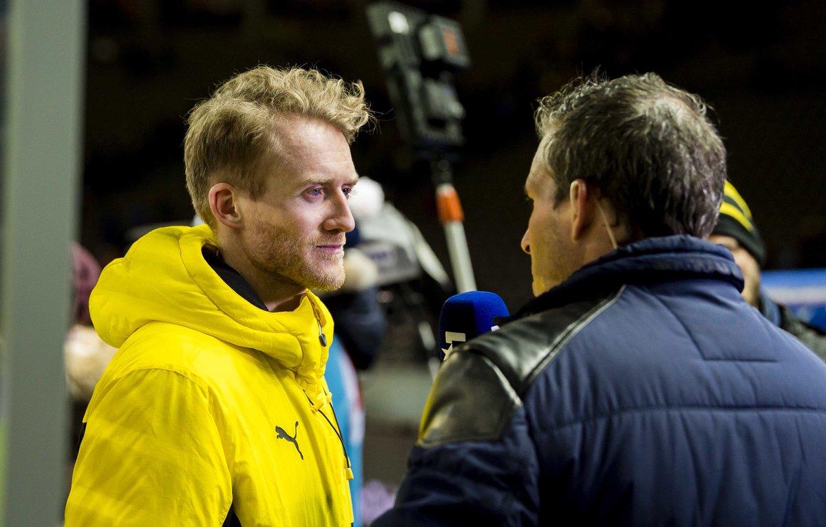 """💬 """"Gerade im Sechzehner hat das letzte Bisschen gefehlt"""", sagte @Andre_Schuerrle und suchte im Interview bei BVBtotal! nach dem Spiel in Berlin die Gründe für das Unentschieden. #bscbvb https://t.co/cqoWzbXOMF https://t.co/Z130MeMGvC"""