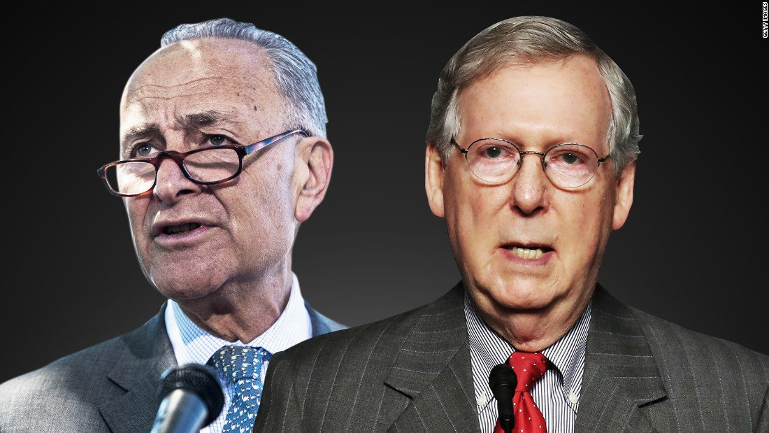 Shutdown drama shows Washington's failure to lead | Analysis by CNN's Stephen Collinson https://t.co/EXLtFNss7A https://t.co/6HvILkAlYi
