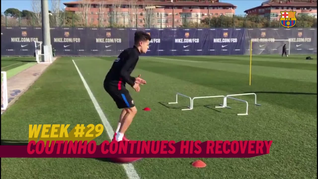 Happy Saturday! �� We review the best of the week at Barça �� #ForçaBarça https://t.co/uFKwlyBMcT