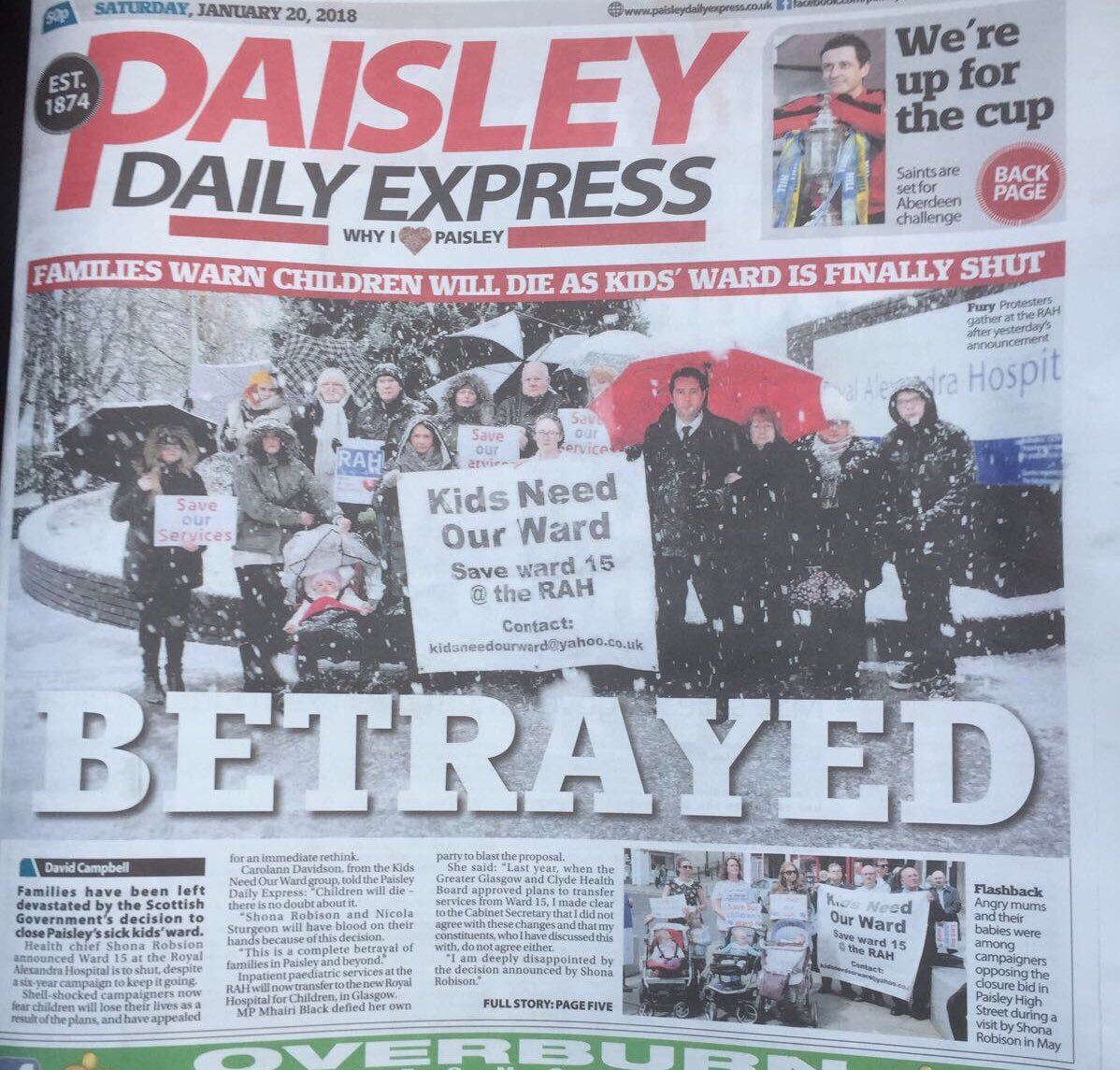Paisley Sport - Latest news, reaction, results, pictures, video - Daily Paisley daily express pictures