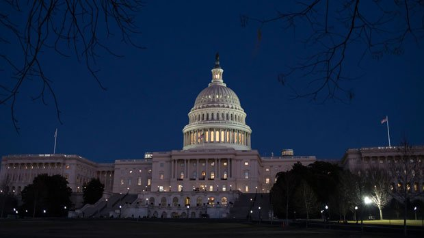 U.S. government shuts down; Democrats, GOP blame each other