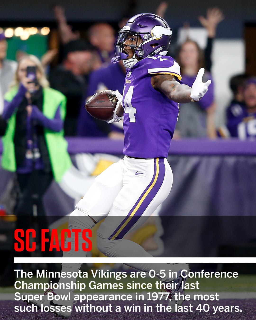 It's been a tough road to this point for the Minnesota Vikings.  (h/t @AdamSchefter) https://t.co/G4XoVKlTf5