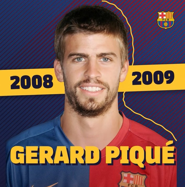 Years go by but the dream remains the same for @3gerardpique! �� #Pique2022 ���� https://t.co/65qzKIzkEZ