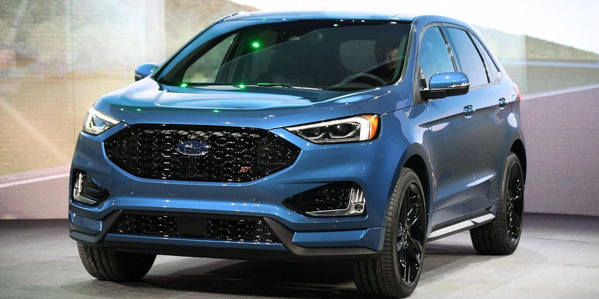 SUV revolution has changed vehicle landscape
