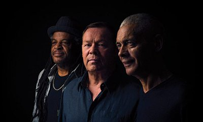 Happy Birthday Ali Campbell of !!!