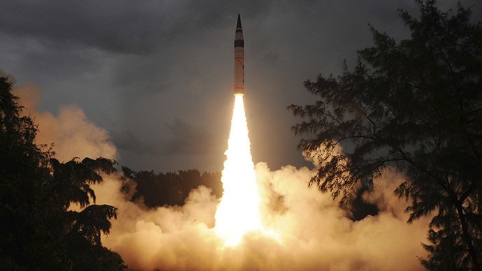 India test-fires its longest-range intercontinental missile