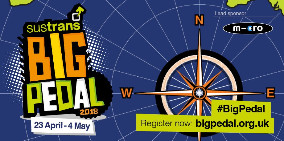 test Twitter Media - Registration for the UK's biggest #cycling and #scooting school challenge is officially open. Sign up today #BigPedal @MrMarkBeaumont https://t.co/6FBCwfO4q1 https://t.co/5phY7kCIzp