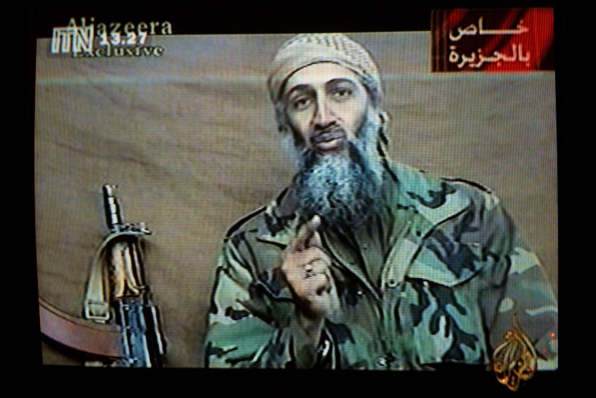 Osama Bin Laden's German associate charged with plotting to kill Americans