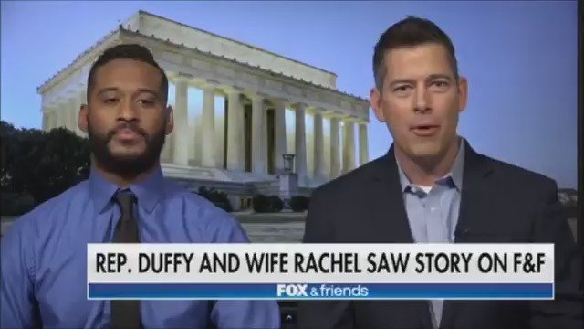 U.S. Army vet Ricky Taylor to join @RepSeanDuffy at SOTU after outpouring of support following F&F appearance https://t.co/Nt3cV1nyvV