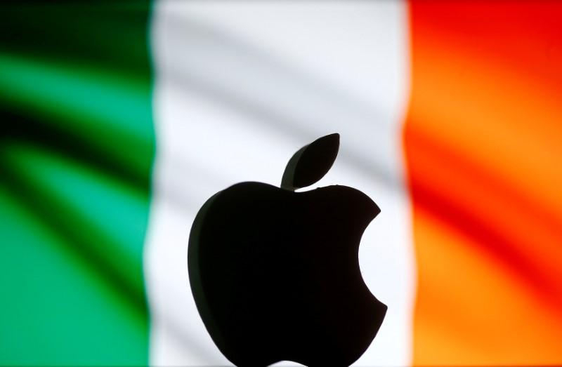 Apple's U.S. tax payment does not change EU's Irish tax ruling
