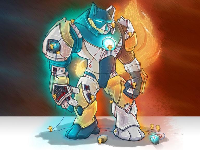 TechRepublic firefox quantum
