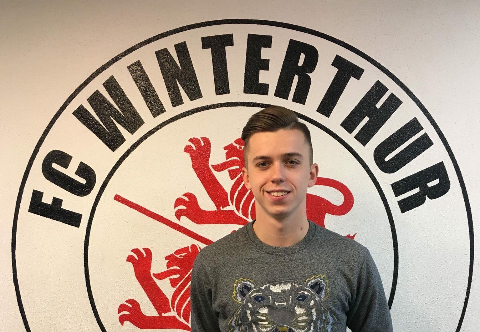 Nikola Milosavljevic prêté au FC Winterthur jusqu'en juin 2019 | Milosavljevic an Winterthur ausgeliehen https://t.co/HHinGNUvlG