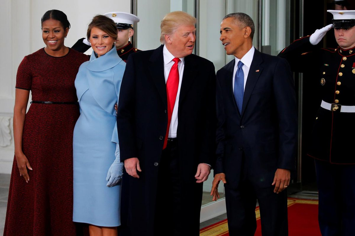 Obama and Trump have not spoken all year—this is why that's weird