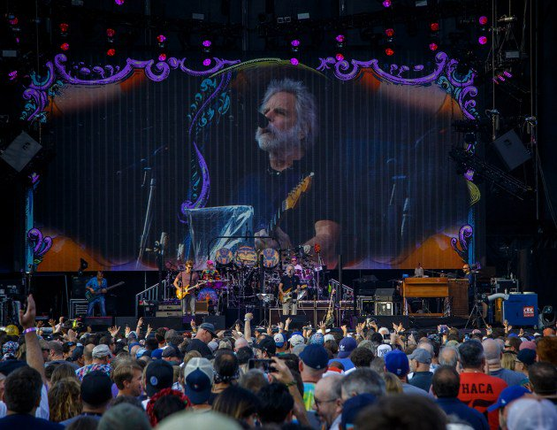 Dead & Company announce 2018 tour, including 2 nights at Citi Field https://t.co/Uh61gAUbdG https://t.co/3f4fEqvOgg