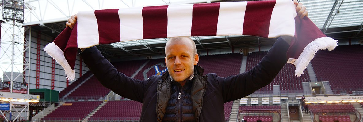 Hearts complete loan signing of Scotland and Norwich City forward Steven Naismith ���� https://t.co/IYGv1Q2loX https://t.co/ecKVziKYvP