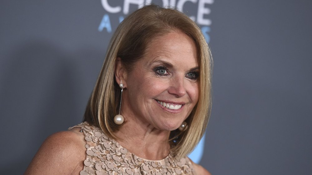 .@katiecouric will return to @nbc to co-host the Winter Olympics opening ceremony