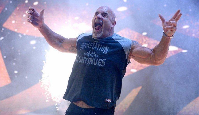 NJPW Would be Interested in Hiring Bill Goldberg ##JohnCena ##WWE #BraunStorwman #Godlberg #Kurtangle #NewJapanProWrestling #NJPW #WrestleMania34 #WrestlingNews https://t.co/fUiAb8oeVz https://t.co/oBXlefQPJL
