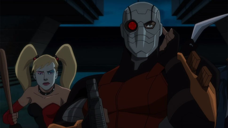 The #SuicideSquad reassembles in the first trailer for their new animated movie https://t.co/WUtuLFyLy8 https://t.co/GQzKPpwwn8