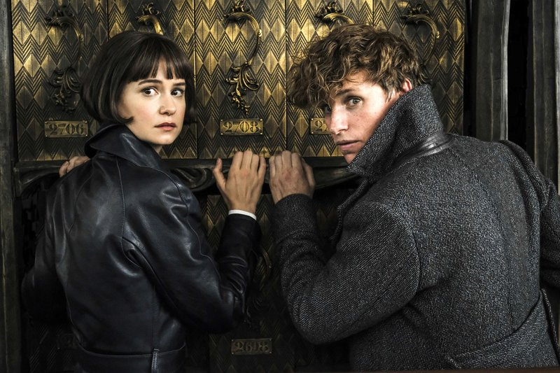 RT @ComicBookNOW: FANTASTIC BEASTS 2 Will be introducing this new FRENCH word for