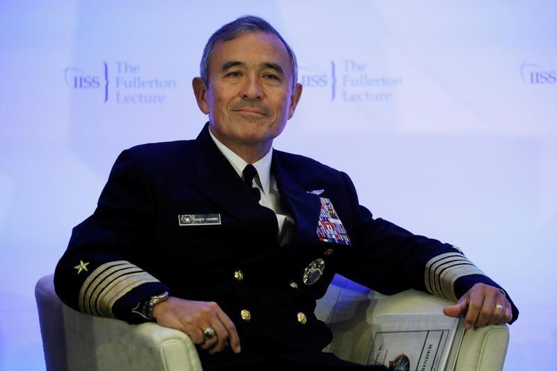 China is a disruptive force, U.S. Pacific military chief says