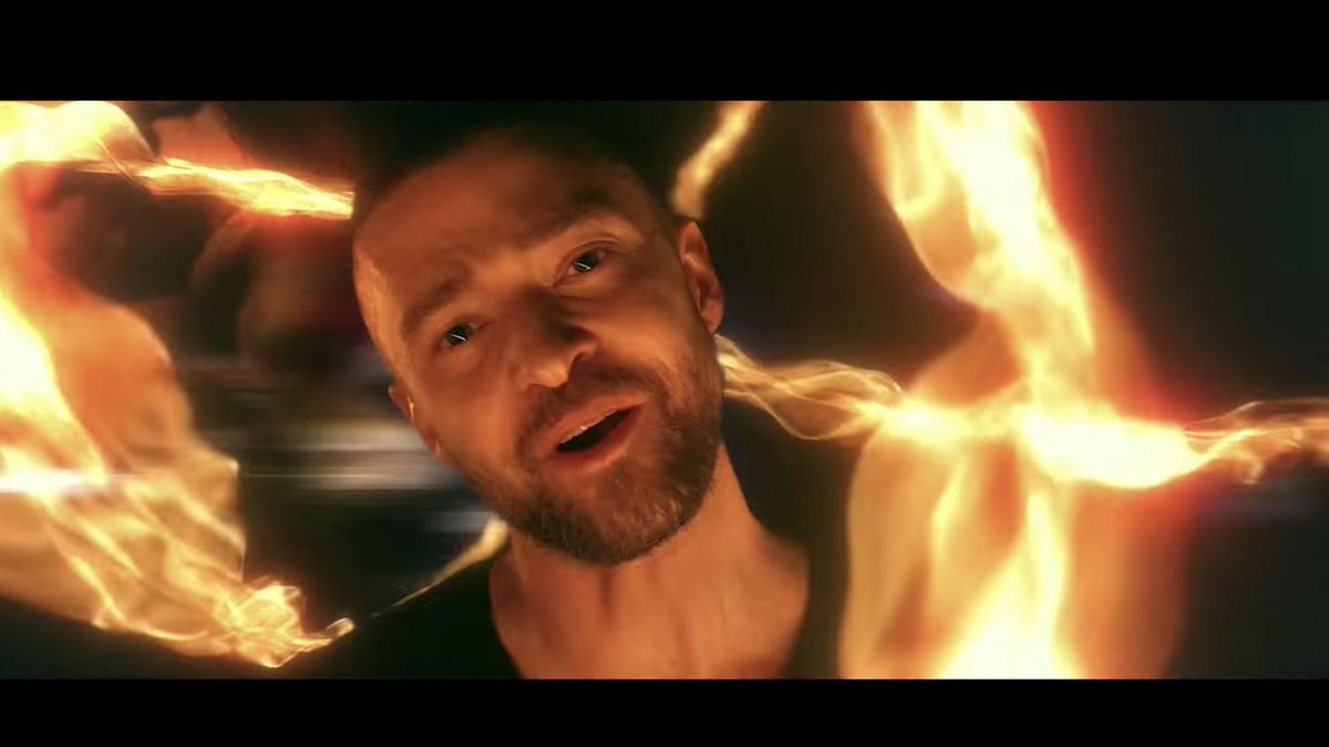 Justin Timberlake's New Video Has Pharrell And An Exploding Illuminati Pyramid