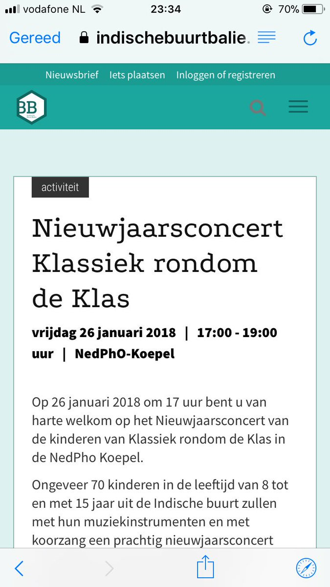 test Twitter Media - @IBuurtBalie 26 nov bij @NedPhO_NKO opening gebouw Batjanstraat @oostonline we starten om 17 uur met een prachtig concert ism @leerorkest https://t.co/dgAsN7b2sK https://t.co/hh6683hmlo