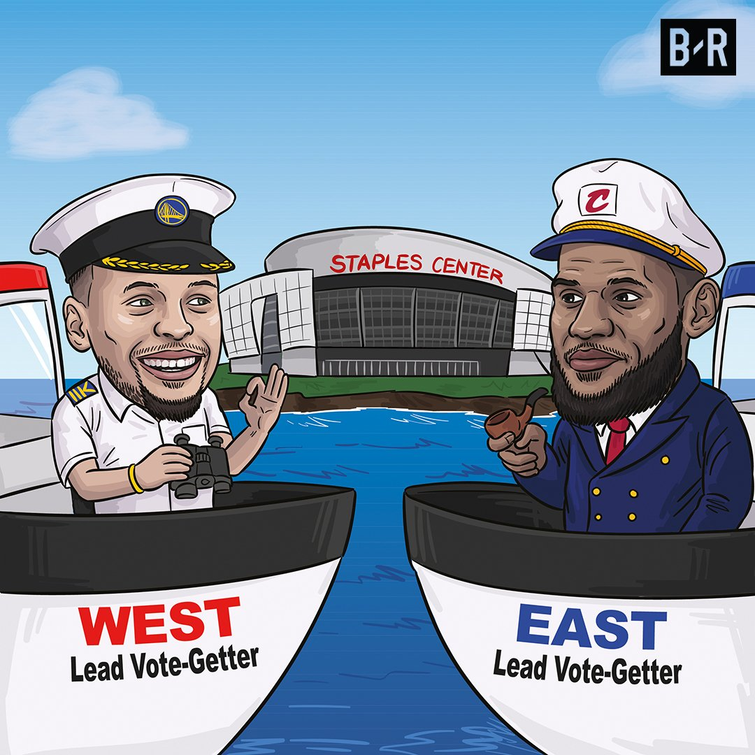 test Twitter Media - Your NBA All-Star Captains: https://t.co/scLPllRRlf