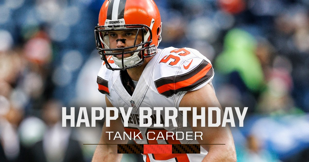 🎉 RT to wish @tankcarder a Happy Birthday! 🎉 https://t.co/uZMld1tReN