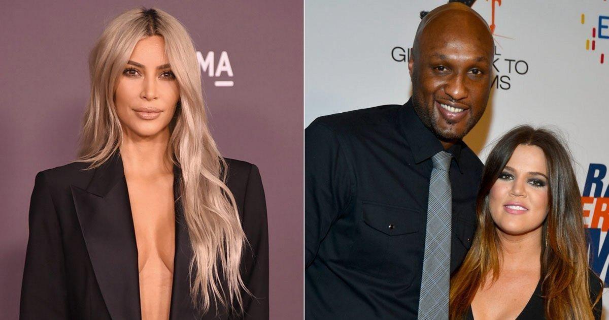 Kim Kardashian shades Lamar Odom over his marriage to Khloe https://t.co/e08fycXDm4 https://t.co/RgZQBQoc9r
