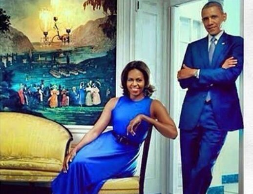 RT @BeckysKillinIt: #IRememberWhenYouCould have a real President & 1st lady with sense & class! https://t.co/R5vPeTtA9T