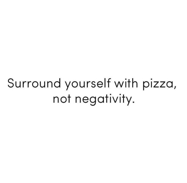 🍕Today is just as good as ever to make this #dream a #reality. More #positivity &amp; #pizza plz!🍕 . . . 📷 <a href=https://twitter.com/Cosmopolitan target=blank>@Cosmopolitan</a> <a href=https://t.co/NOEmld5QjF target=blank>https://t.co/NOEmld5QjF</a>