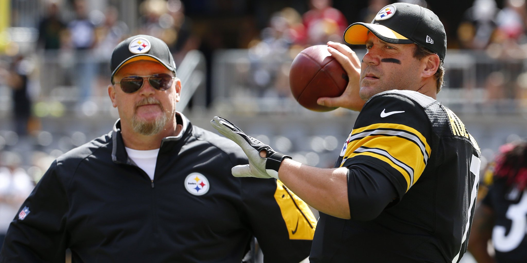 It's official: Randy Fichtner named Steelers offensive coordinator/quarterbacks coach https://t.co/55ZTJr3uo1 https://t.co/Jivt30wMRA