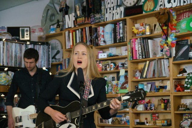 The Weather Station add US dates to ongoing tour, and have an excellent new Tiny Desk video https://t.co/mCLPk77xXg https://t.co/Es667DzeTA