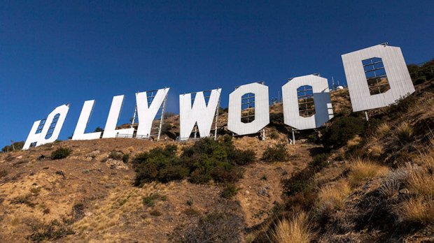 Study suggests building second Hollywood sign to ease crowds