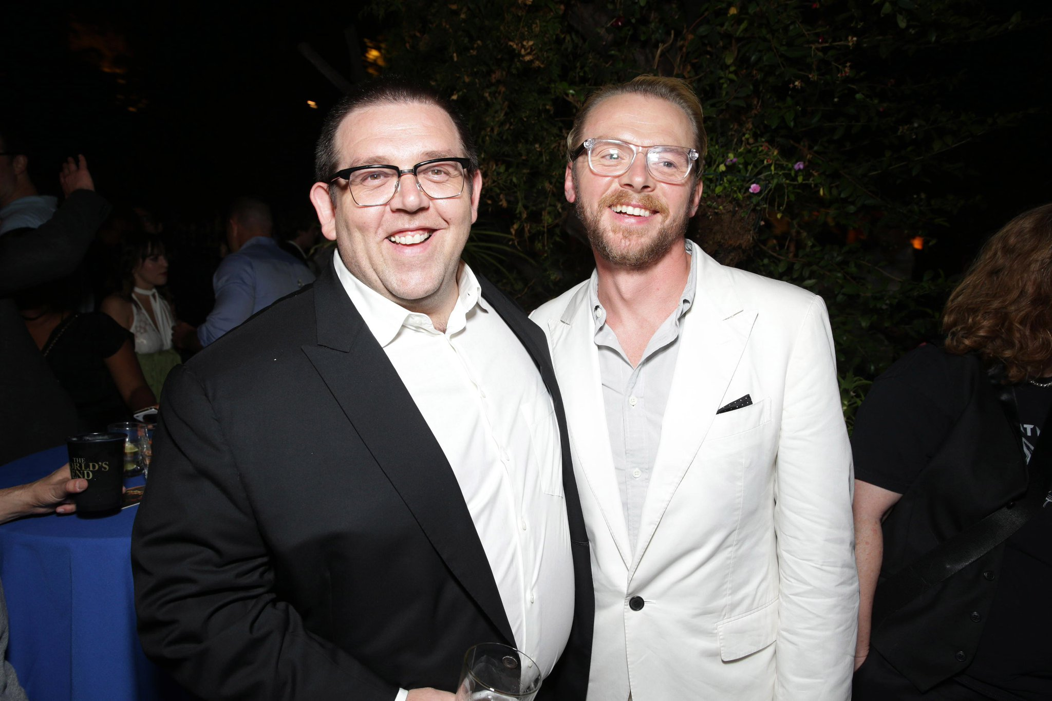 .@simonpegg and @nickjfrost outline plans for their Sony-backed production business https://t.co/pj90VMJ4an https://t.co/nNY4yHPOrm