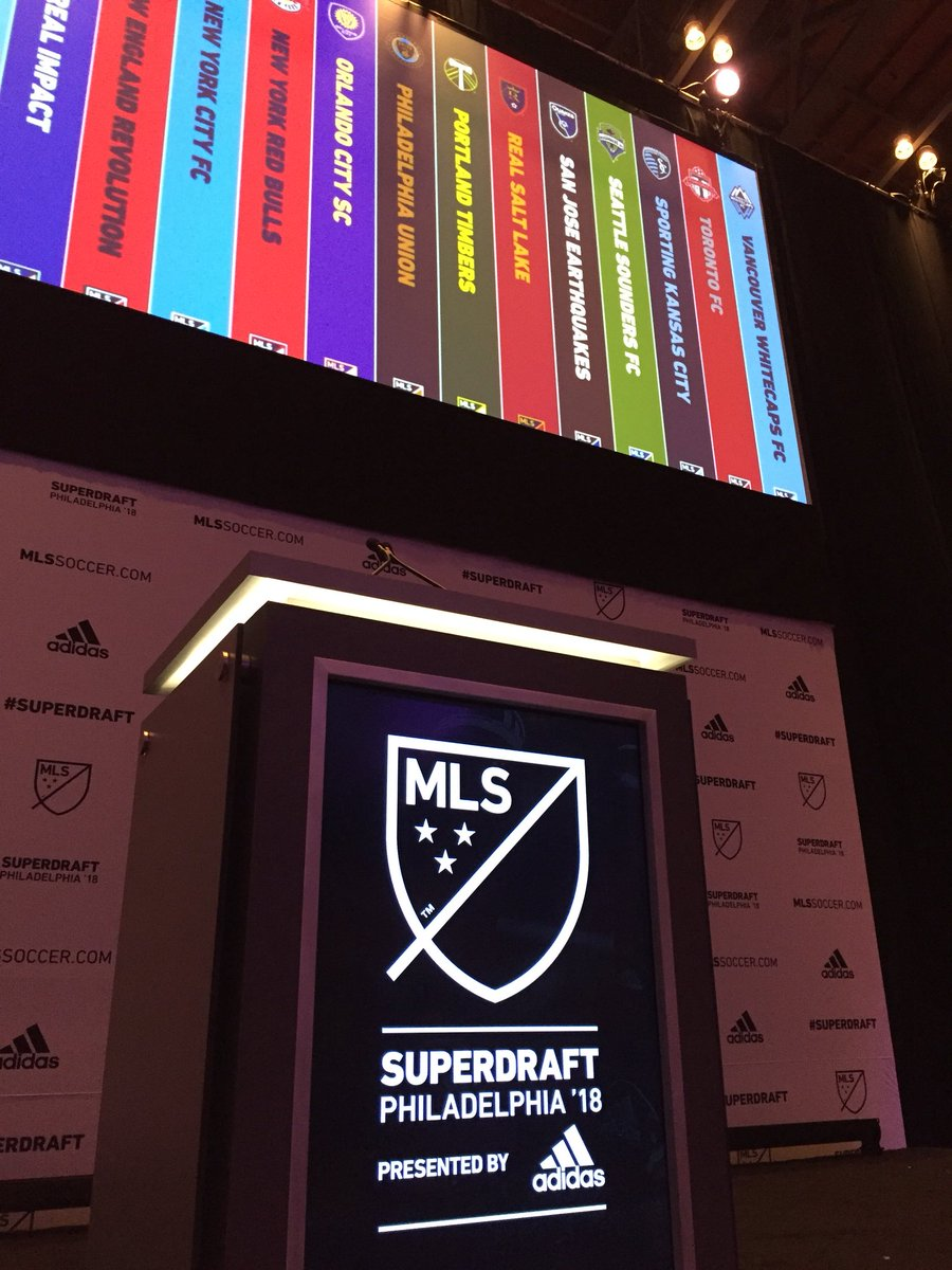 test Twitter Media - It goes down tomorrow in Philly. #MLSSuperDraft https://t.co/27jQhsj0DT