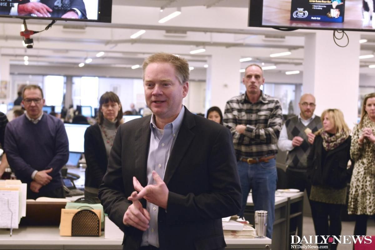 Veteran newsroom executive Jim Kirk named Daily News' interim editor in chief https://t.co/KCTgXfPMO7 https://t.co/Mp3WfwPbTL