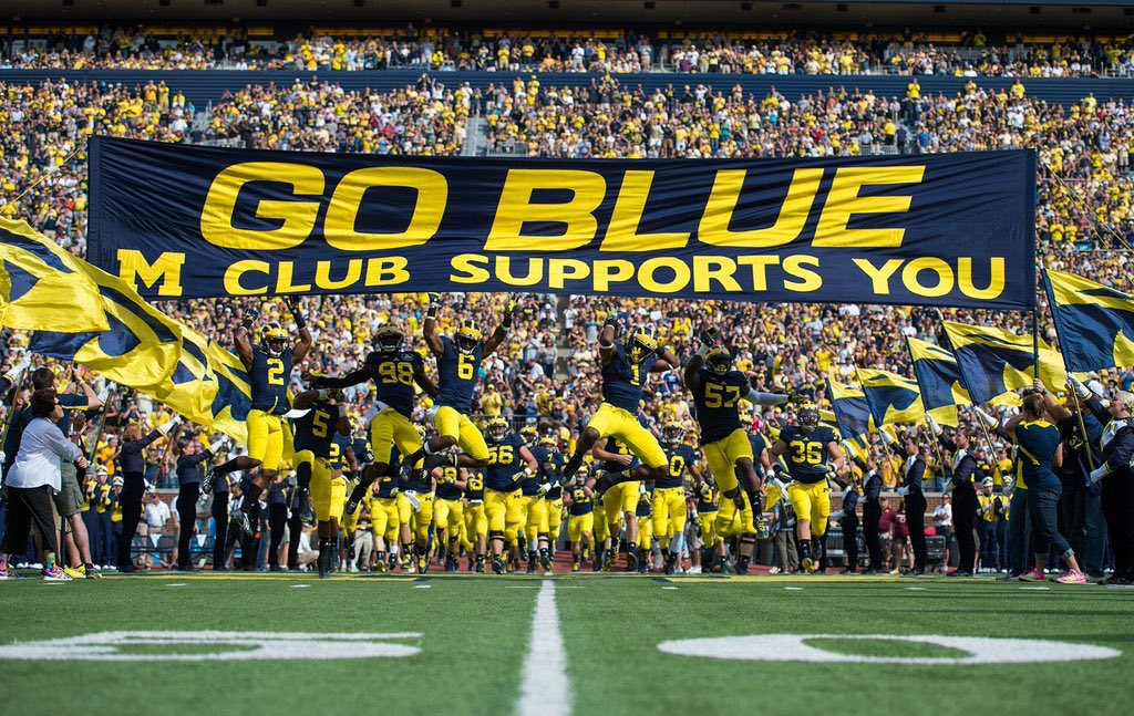 RT @jmoods13: Very excited to have received an offer from The University of Michigan!〽️ #GoBlue https://t.co/EtQdX6HxNO