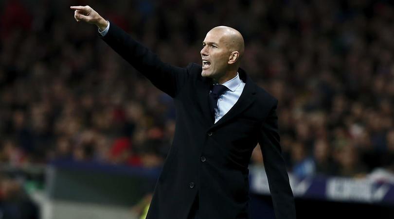 Copa del Rey: Zinedine Zidane sees positive signs from Real Madrid in win https://t.co/GJikxUJR9c https://t.co/kCHSq3iS5J