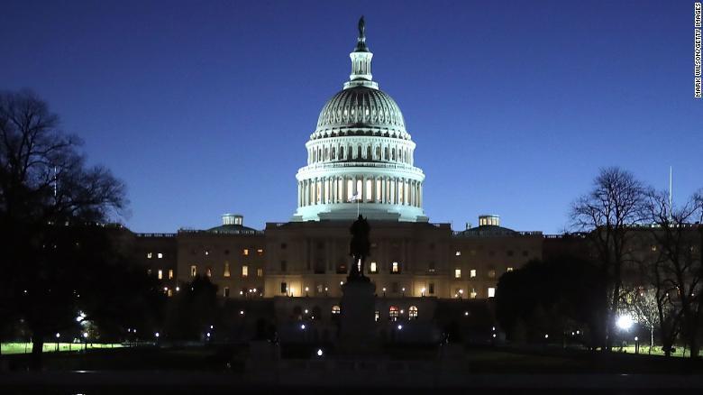 House votes to avert government shutdown, path in Senateunclear