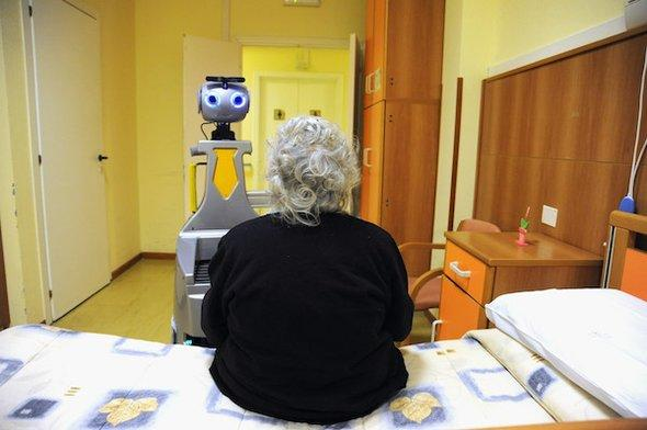 test Twitter Media - Blog: Robotic aides could relieve the burden of caring for a growing elderly and disabled population—if we can take advantage of technological advances without ignoring human needs https://t.co/bEzwfS57uy https://t.co/ODg6PdhxvR