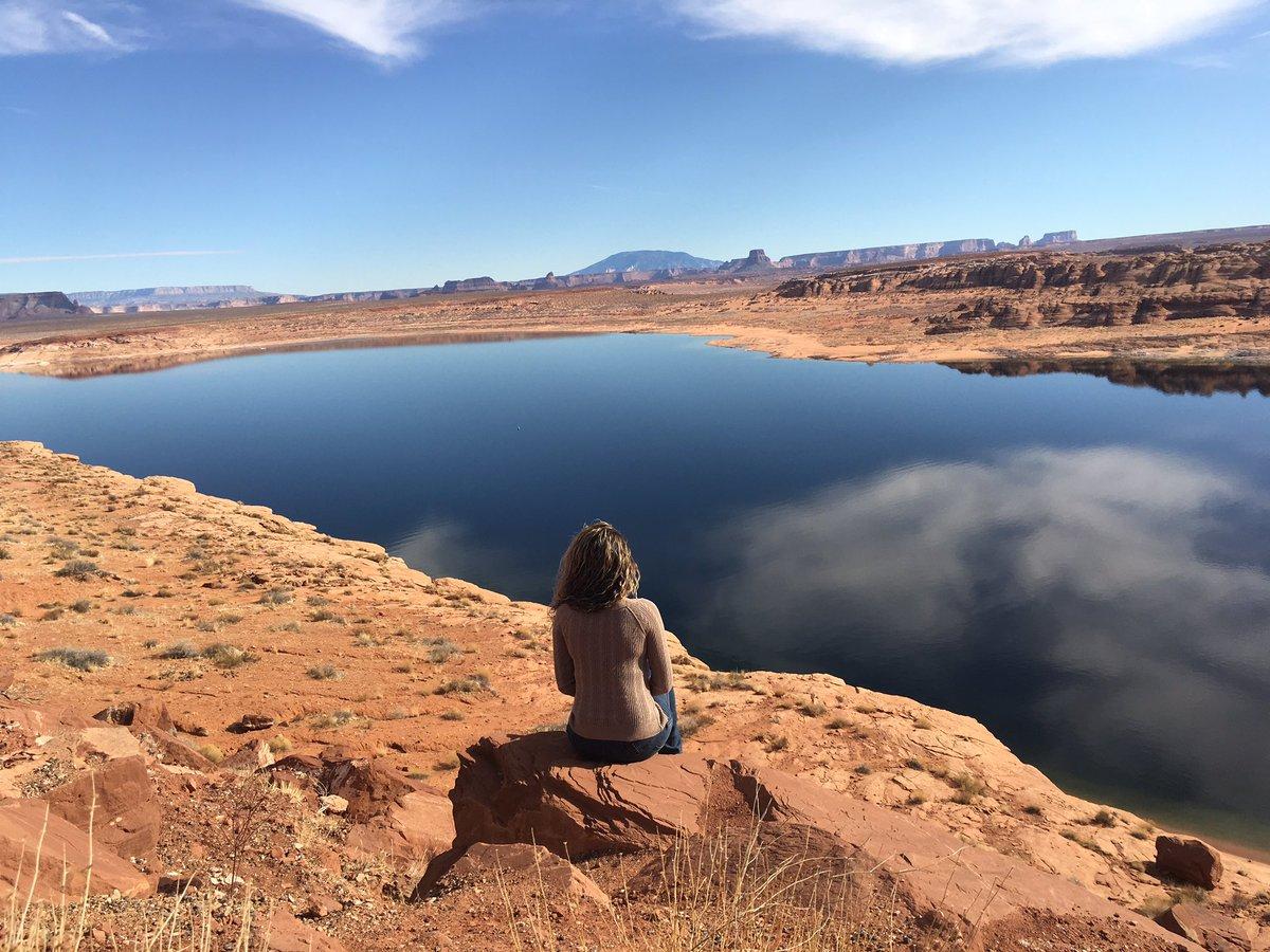 4 pic. Glen Canyon Dam and Lake Powell. mQJL5UqjOd