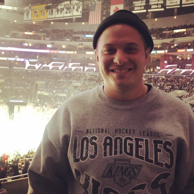First and for sure not last @LAKings game! #DeltaKingsFanContest https://t.co/kVkLMnvnoi